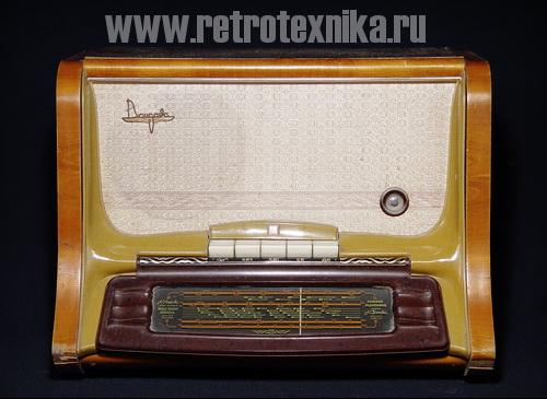 Даугава радиола схема.