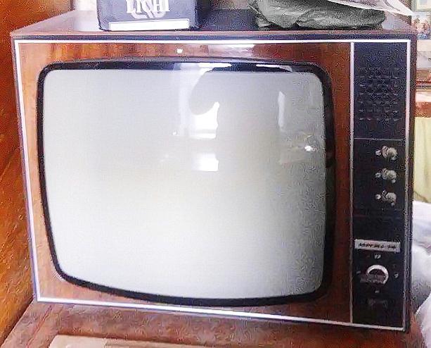 телевизор берёзка фото